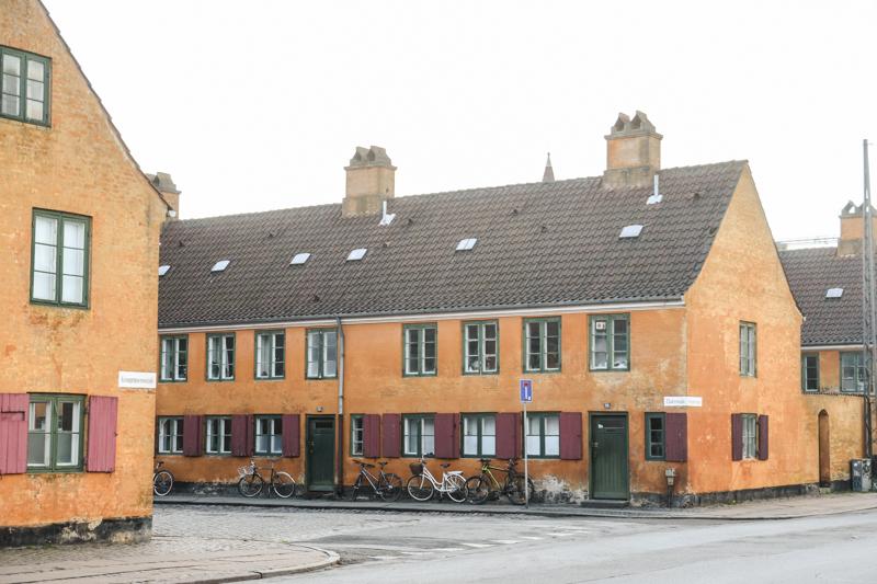 Nyboder Kopenhaga