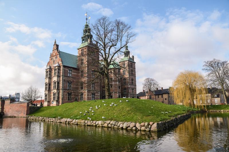 Pałac Rosenborg Kopenhaga
