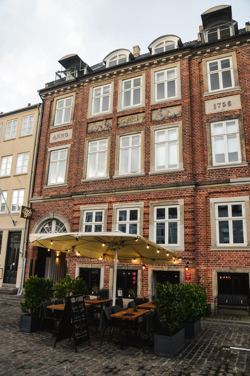 Ulice w Kopenhadze