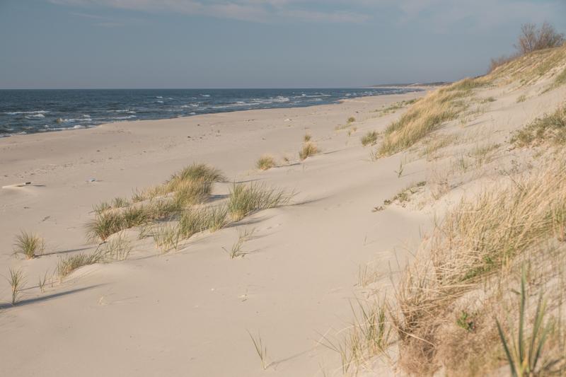 plaża Piaski