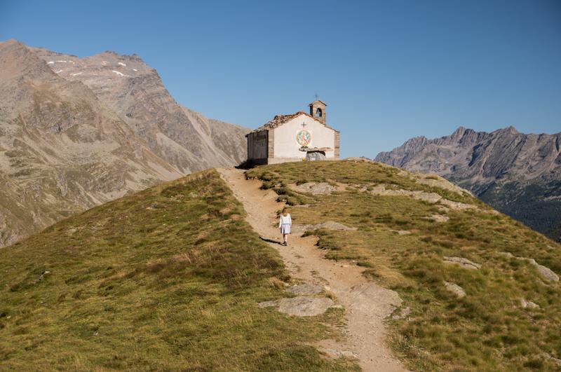 Gran Paradiso Piemont