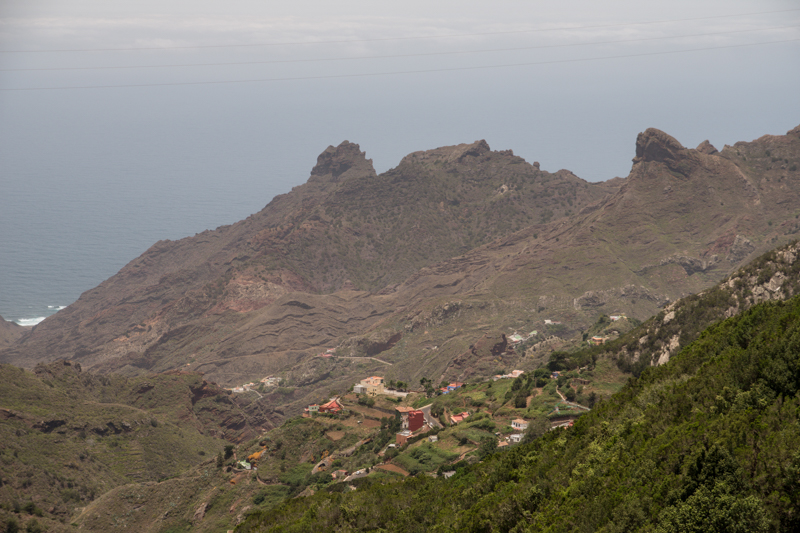 Góry Anaga punkt widokowy