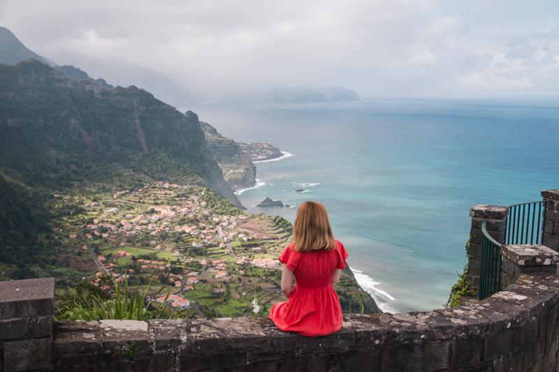 Punkty widokowe na Maderze