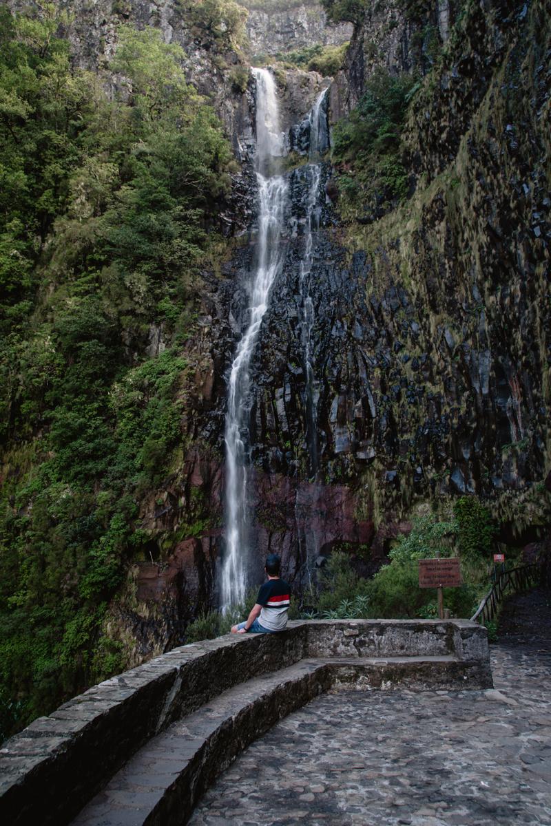Wodospad Risco Madera