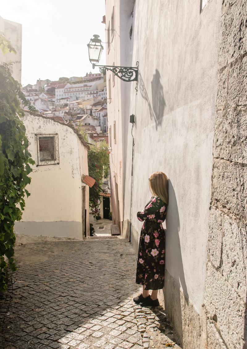 Alfama Lizbona