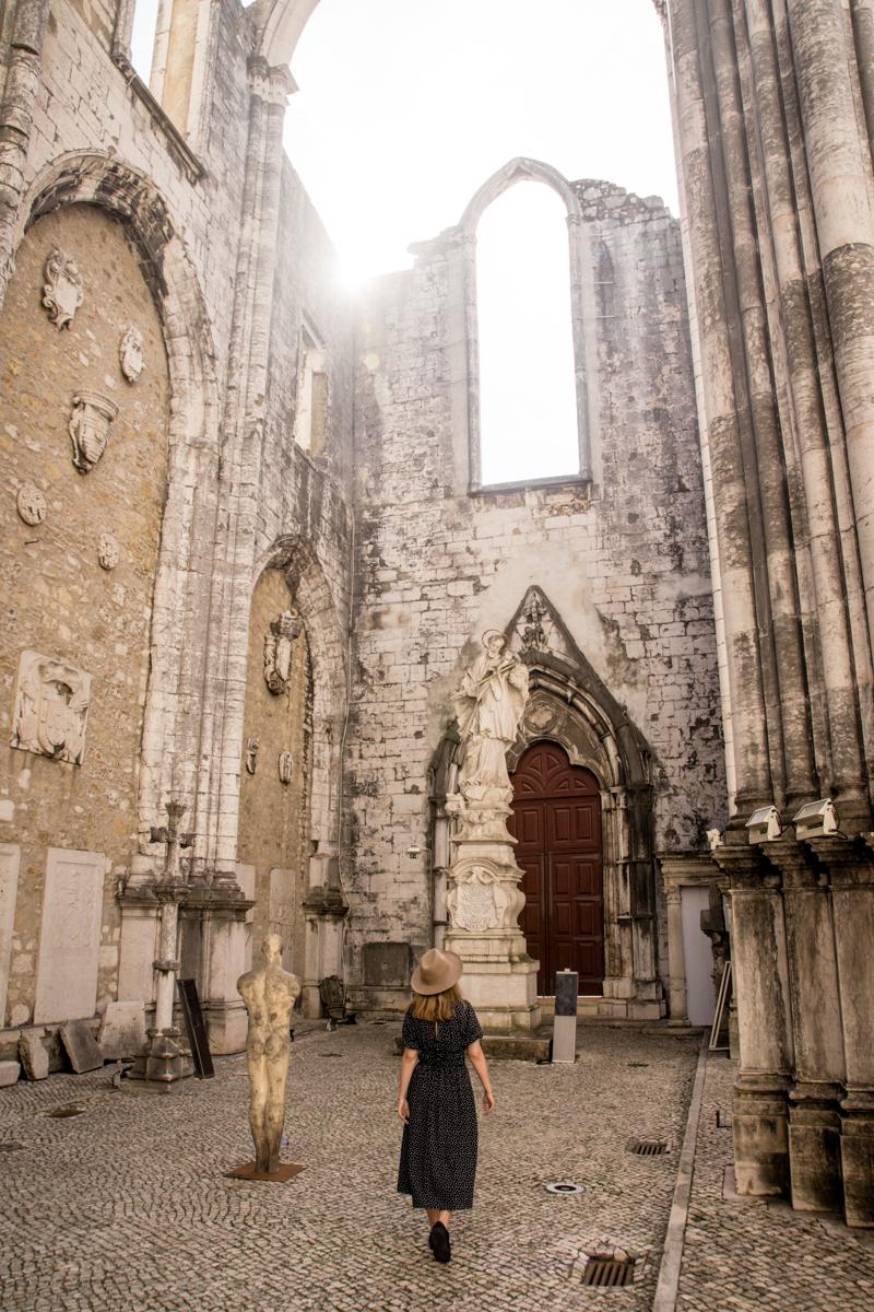 Convento do Carmo Lizbona
