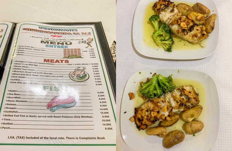 Restauracje w Lizbonie