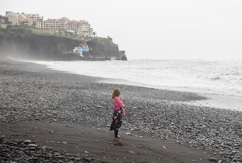 Praia Formosa Madera