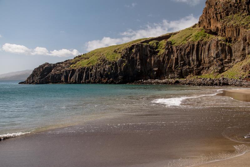 Madera plaże