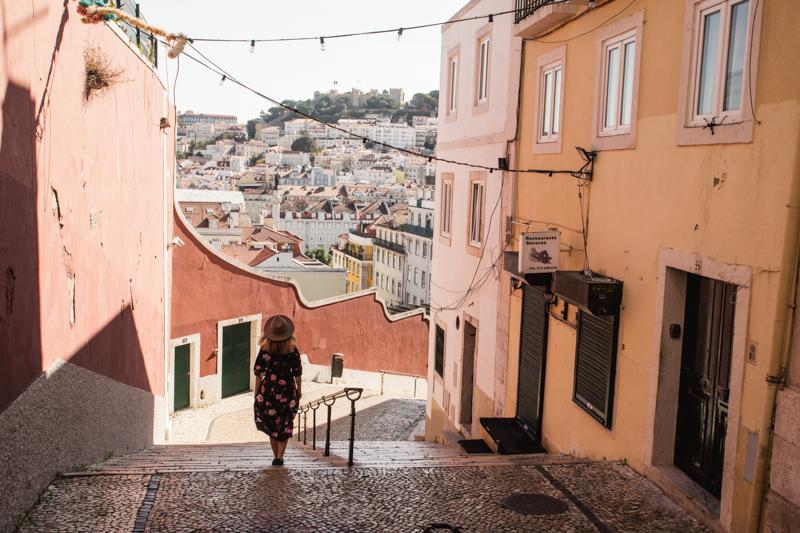 Lizbona Atrakcje