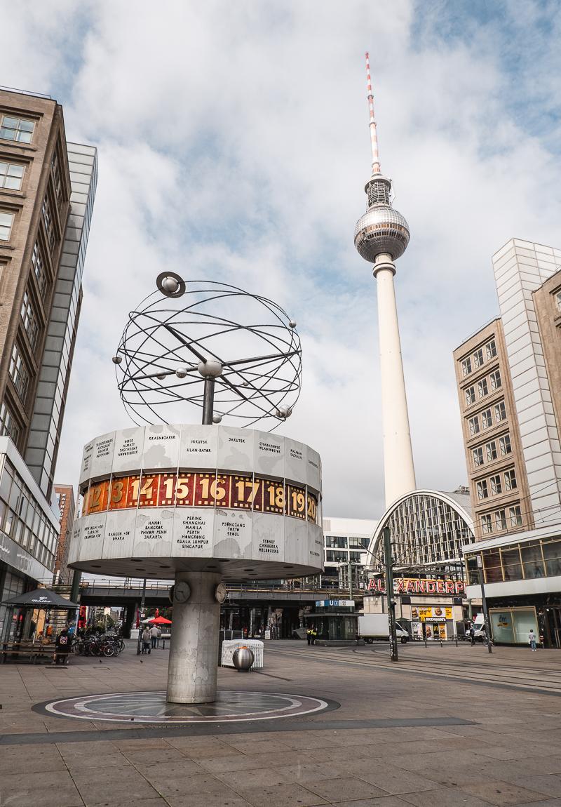 Aleksanderplatz Berlin