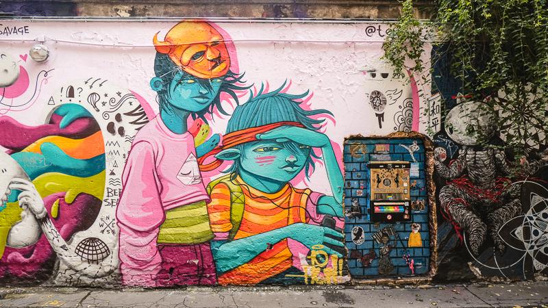 Berlińskie murale