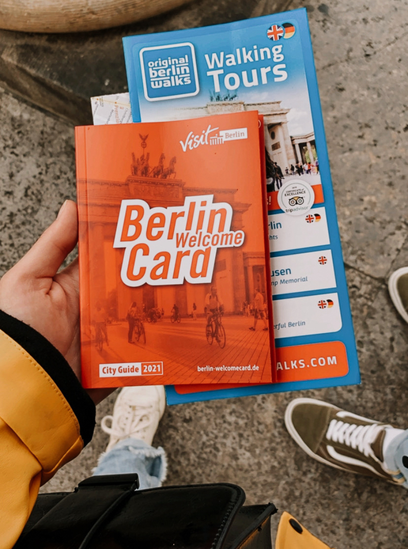 Berlin welcome card