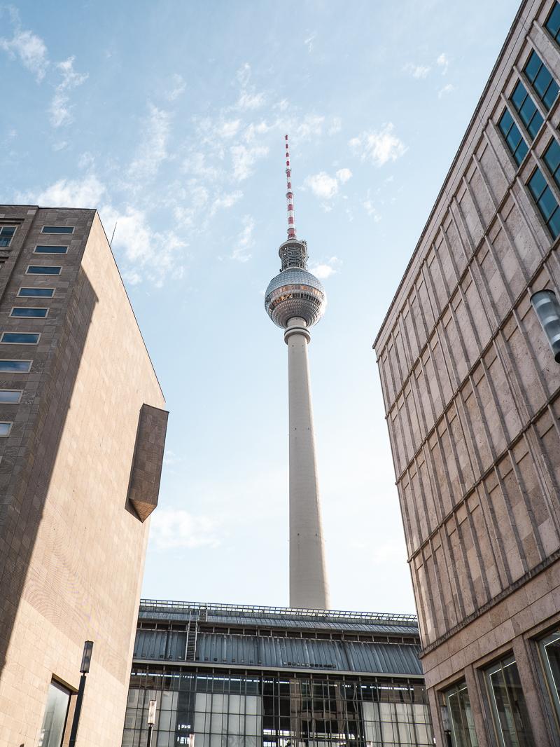 Berlińska wieża telewizyjna