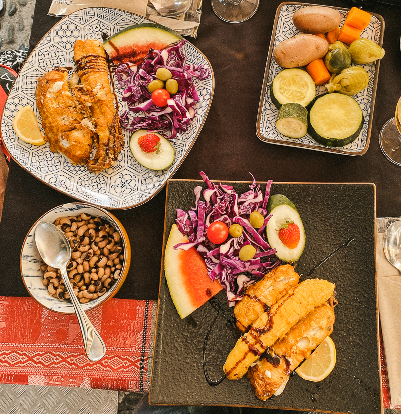 Co zjeść w Funchal