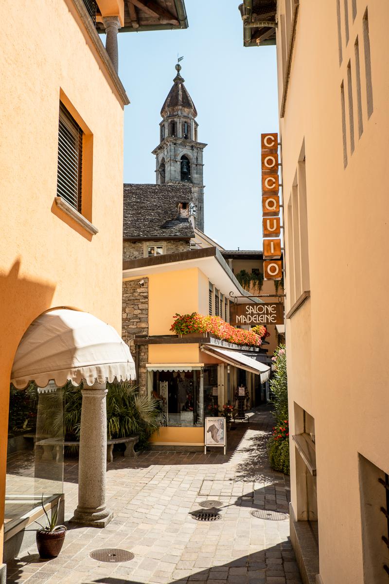 Ticino Ascona