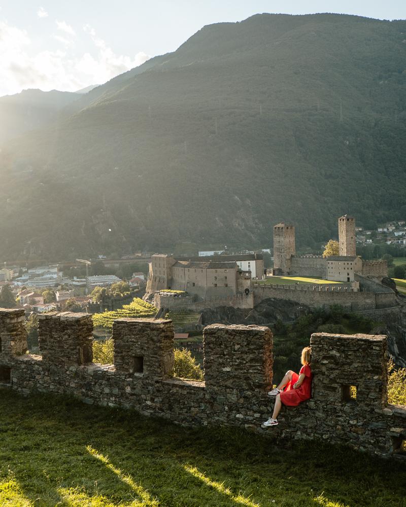 Ticino atrakcje