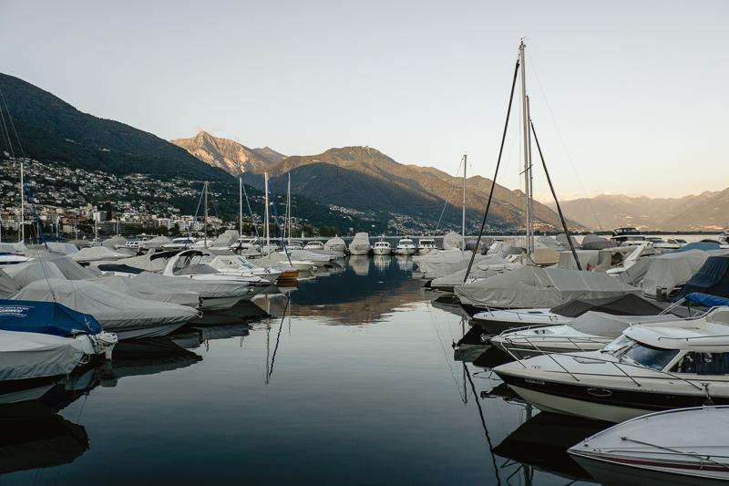 Lago Maggiore Szwajcaria