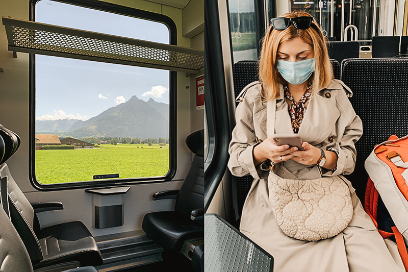Szwajcaria Transport