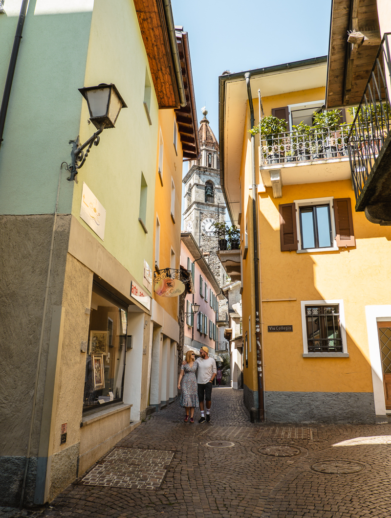 Ascona Ticino Szwajcaria