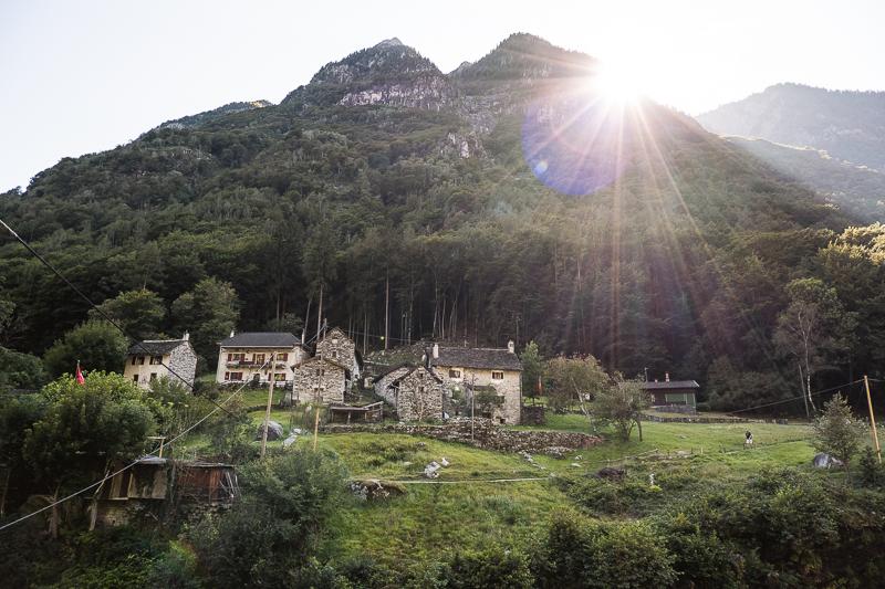 Valle Verzasca Ticino