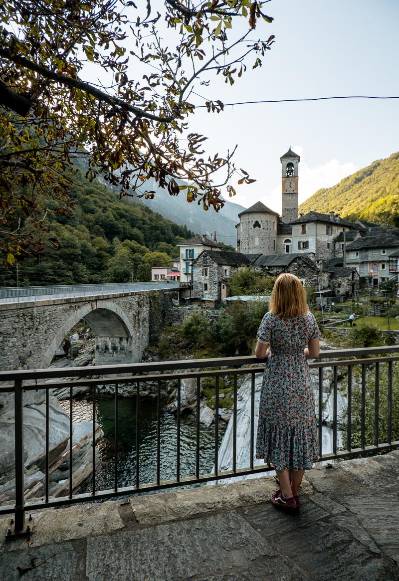 Lavertezzo Ticino